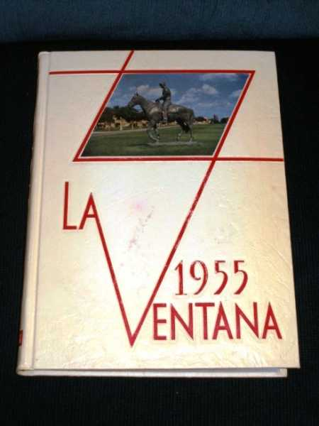 La Ventana - Texas Tech University Year Book - 1955, Various / Unstated