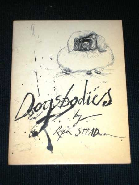 Dogs Bodies, Steadman, Ralph