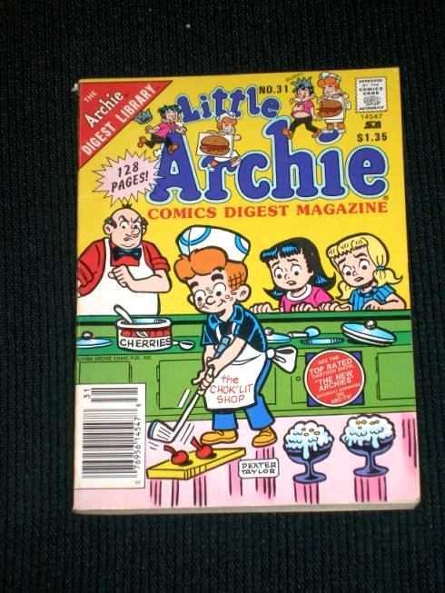 Little Archie Comics Digest Magazine No. 31, Various / Unstated
