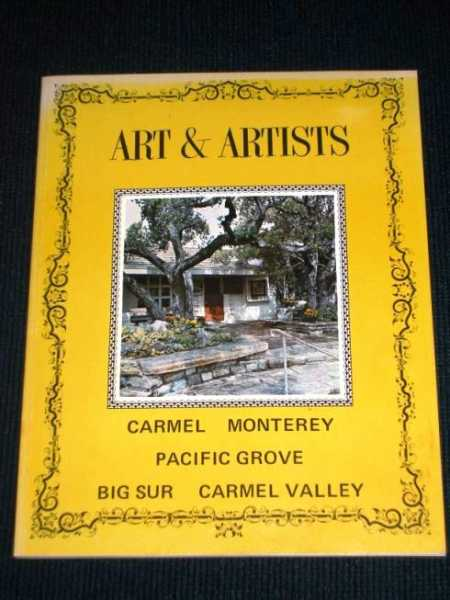 Art & Artists:  Carmel, Monterey, Pacific Grove, Big Sur, Carmel Valley, Harbick, Lee