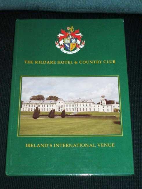 Kildare Hotel & Country Club:  Inaugural Pro-Am Golf Tournament - 1991, N/A