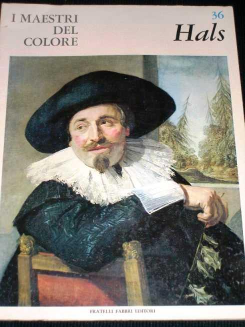 Frans Hals (I Maestri Del Colore 36), Zambono, Silla