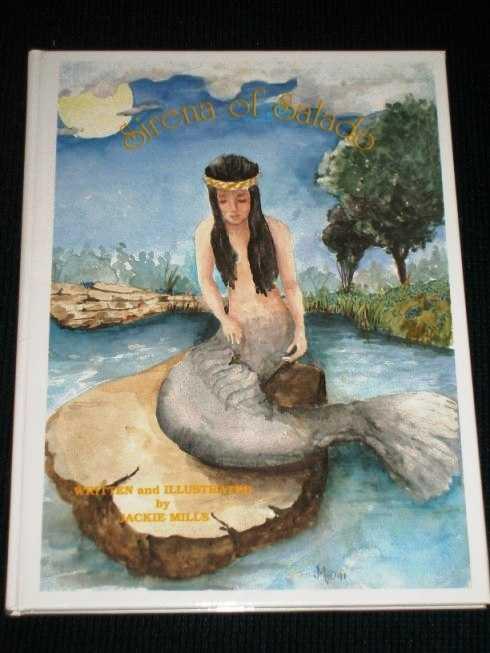Sirena of Salado, Mills, Jackie