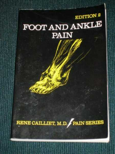 Foot and Ankle Pain, 2nd Edition, Cailliet, Rene