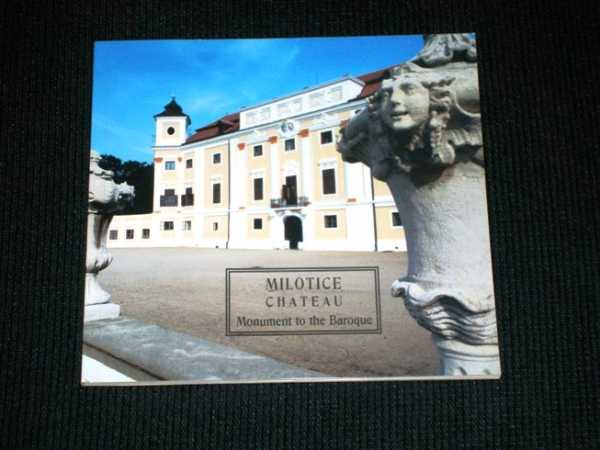 Milotice Chateau:  Monument to the Baroque, Jerabek, Tomas