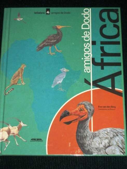 Amigos de Dodo En África, Berg, Eva van den