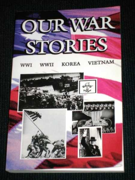 Our War Stories, Harper, Marvin