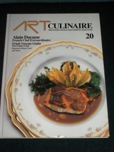 Art Culinaire 20 - The International Magazine in Good Taste - Spring, 1991, N/A