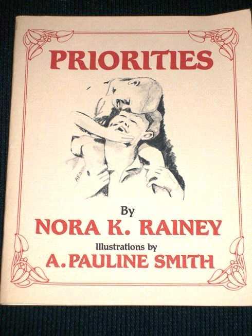 Priorities, Rainey, Nora K.