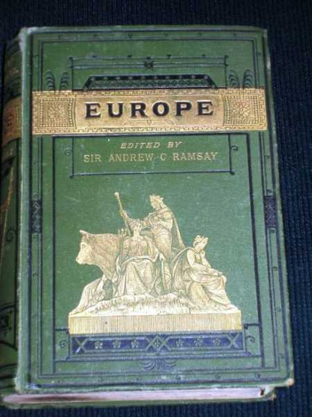 Stanford's Compendium of Geography and Travel - Europe (With Ethnological Appendix By A.H. Keane), Rudler, F.W.; Chisholm, George G; Ramsay, Andrew C. (Editor)