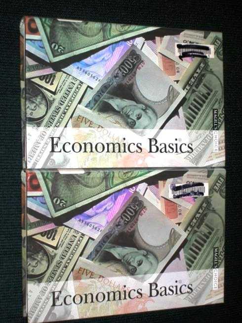 Economics Basics (Magill's Choice) - 2 Volume Set, Editors of Salem Press