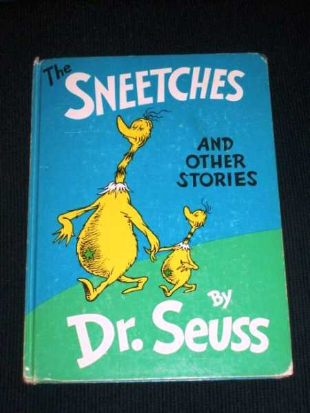 Sneetches and Other Stories, The, Seuss, Dr.