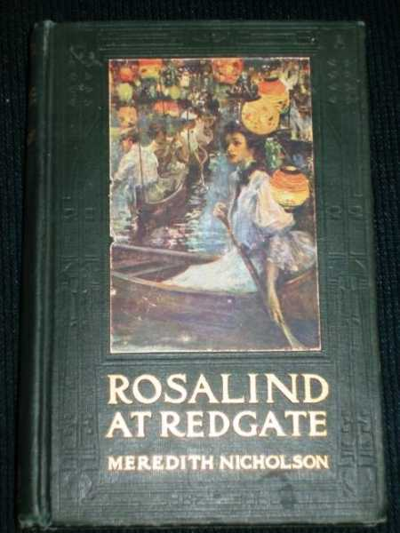 Rosalind at Redgate, Nicholson, Meredith