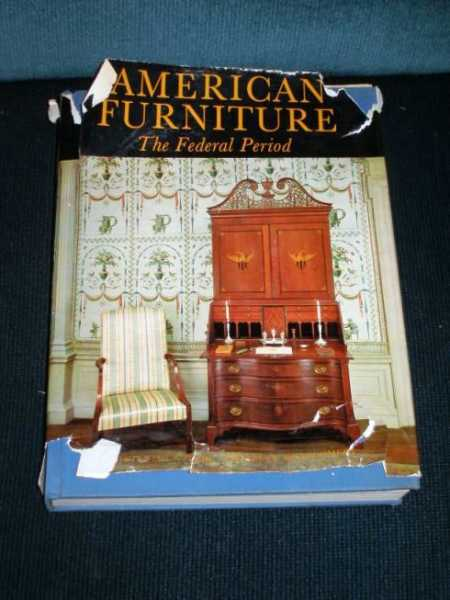 American Furniture:  The Federal Period in the Henry Francis Du Pont Winterthur Museum, Montgomery, Charles F.