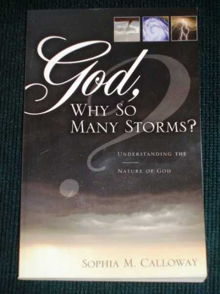 God, Why So Many Storms?:  Understanding the Nature of God, Calloway, Sophia M.