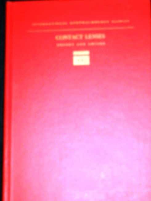 Contact Lenses, Cochet, Paul