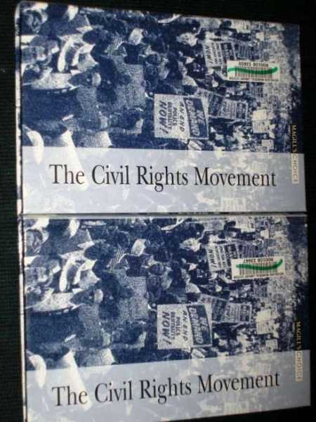Civil Rights Movement, The (2 Volume Set), Editors of Salem Press