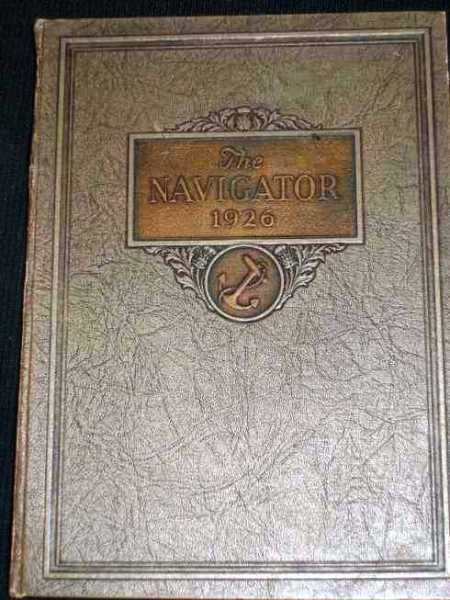 Navigator - 1926 Yearbook - South Park College, Beaumont, TX, N/A