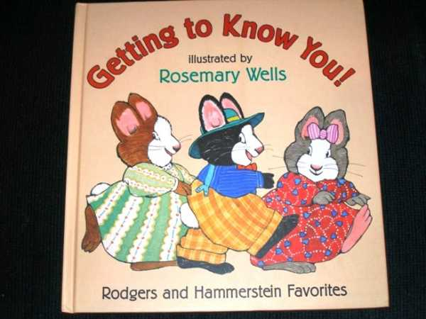 Getting to Know You!, Rodgers, Richard; Hammerstein, Oscar