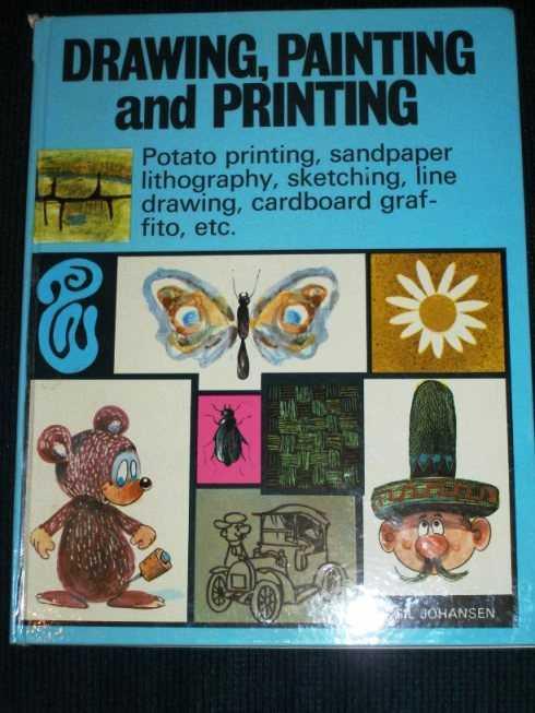 Drawing, Painting and Printing, Johansen, Gil