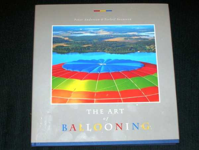 Art of Ballooning, The, Anderson, Peter;  Svensson, Torleif