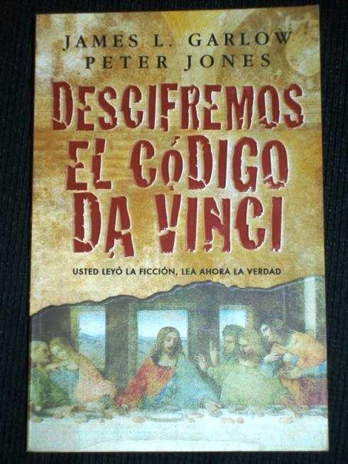 Descifremos el Codigo Da Vanci, Garlow, James L.; Jones, Peter