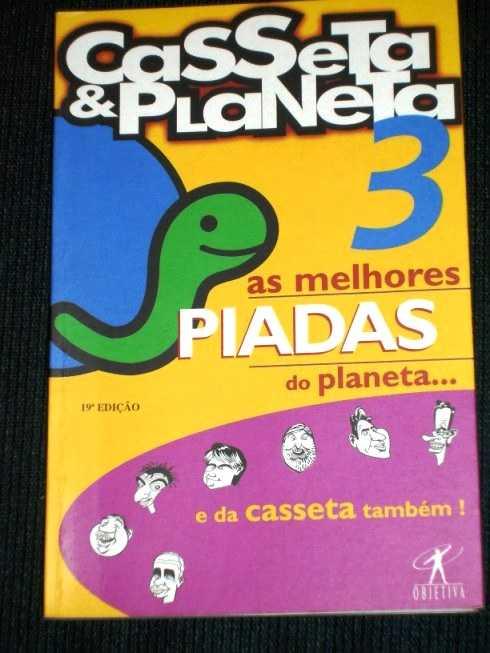As Melhores Piadas Do Planeta...e da Casseta Tambem! (Casseta & Planeta 3), No Author Stated