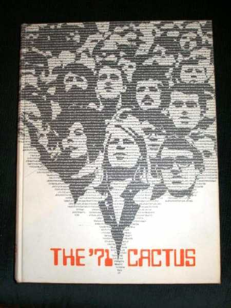 Cactus, The: University of Texas Yearbook 1971, Various / Unstated