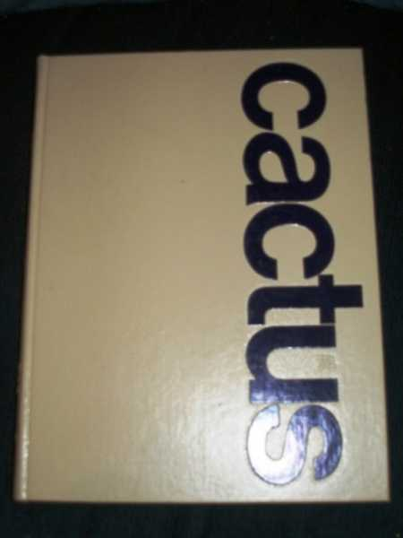 Cactus, The: University of Texas Yearbook 1974, Various / Unstated