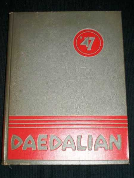 Daedalian 1947 Yearbook - Texas State College for Women (TSCW), Denton, TX, N/A