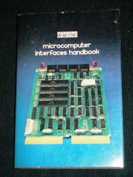 Microcomputer Interfaces Handbook - 1980 (Digital Equipment), Not Stated