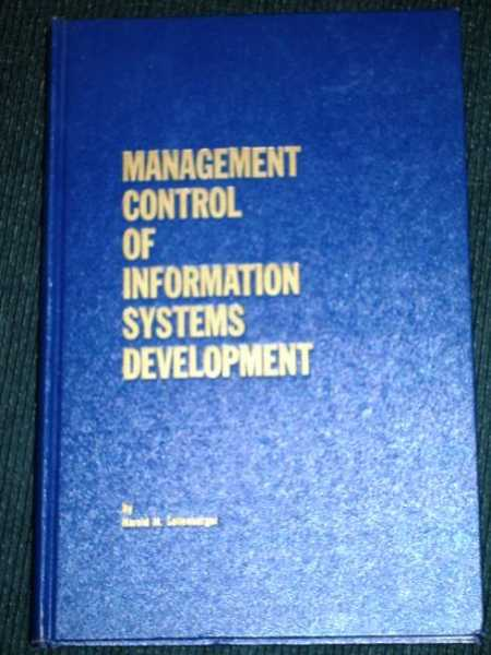 Management Control of Information Systems Development, Sollenberger, Howard M.