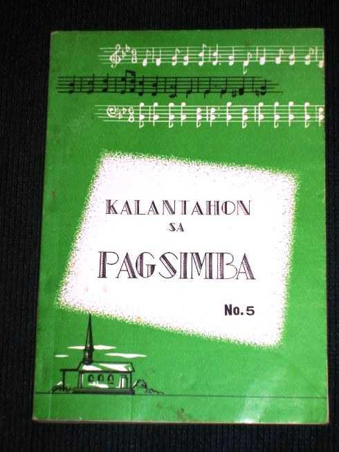 Kalantahon Sa Pagsimba (No. 5), No Author Stated