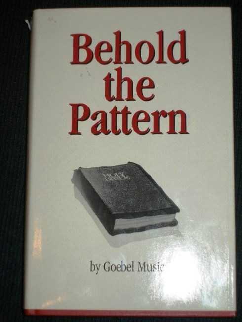 Behold the Pattern, Goebel Music