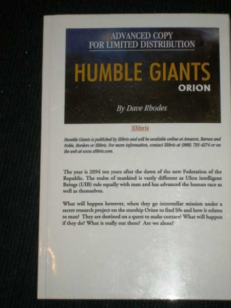 Humble Giants: Orion, Rhodes, Dave