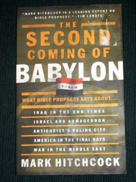 Second Coming of Babylon, The, Hitchcock, Mark