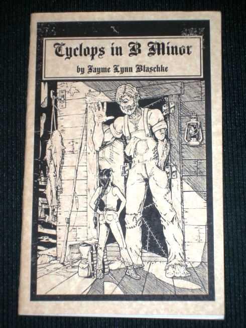 Cyclops in B Minor, Blatschke, Jayme Lynn