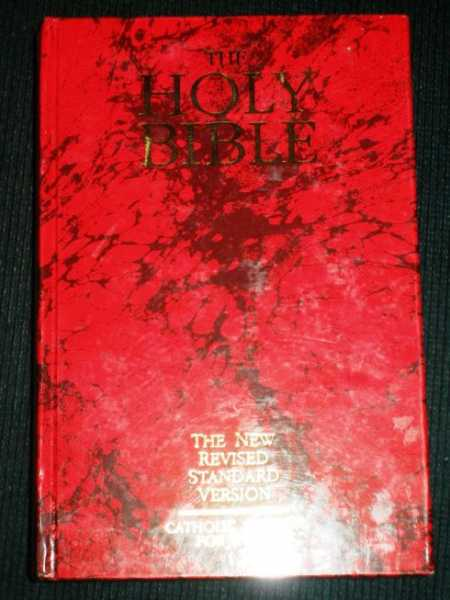 Holy Bible Containing the Old and New Testaments: The New Revised Standard Version (RSV) - Catholic Edition for India, God