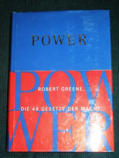 Power Die 48 Gesetze Der Macht, Greene, Robert