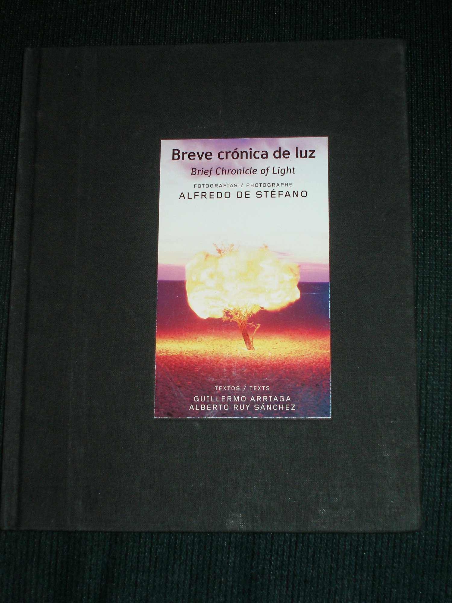 Breve Cronica de Luz (Brief Chronicle of Light), Arriaga, Guillermo ; Ruy-Sanchez, Alberto