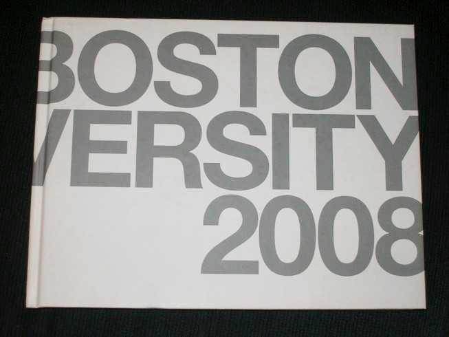 Boston University Yearbook 2008, No Author Stated