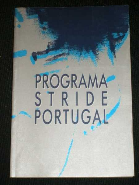 Programa Stride Portugal, No Author Stated