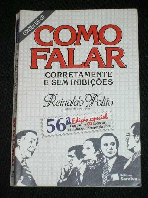 Como Falar Corretamente e Sem Inibicoes, Polito, Reinaldo