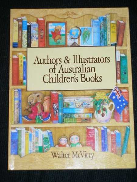 Authors and Illustrators of Australian Children's Books, McVitty, Walter