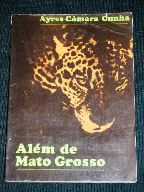 Alem de Mato Grosso, Cunha, Ayres Camara