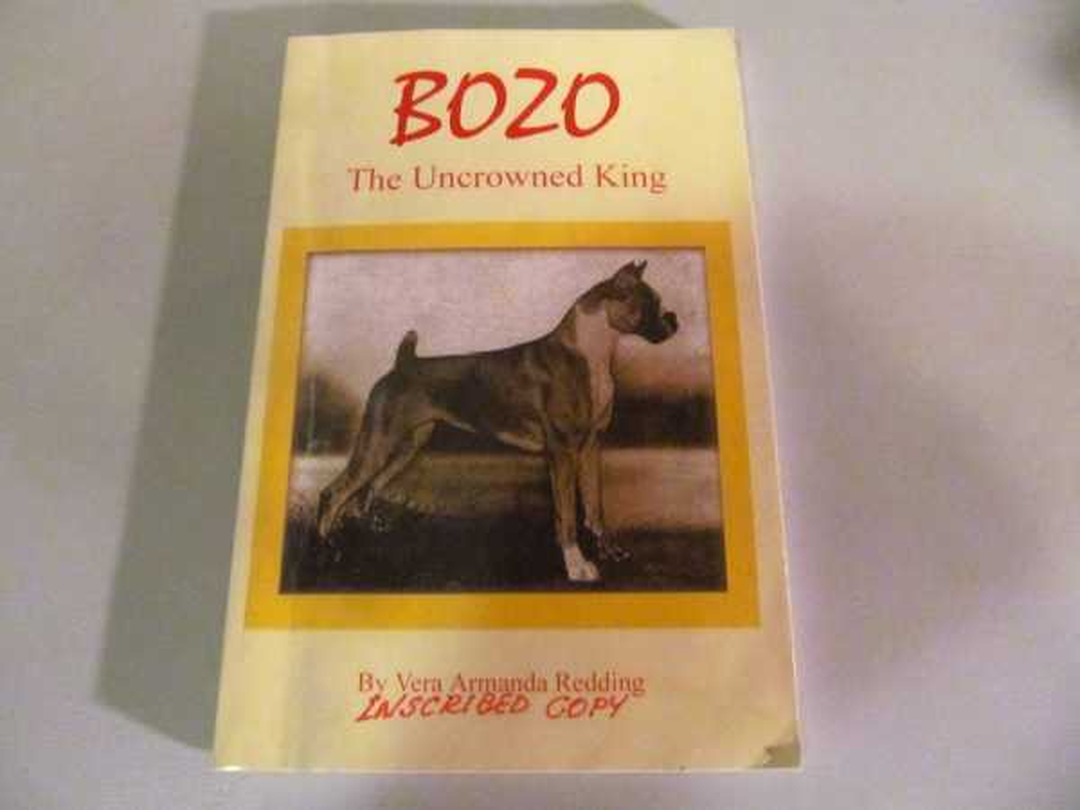 Bozo - the Uncrowned King, Redding, Vera, J. Vernon