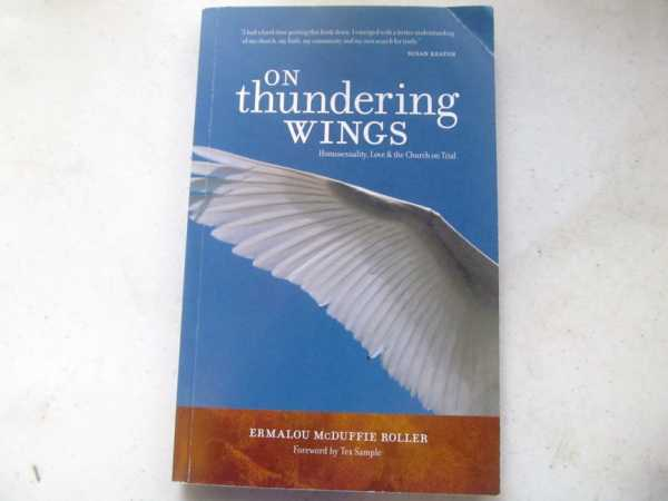 On Thundering Wings:  Homosexuality, Love, & the Church on Trial, Roller, Emmalou McDuffie
