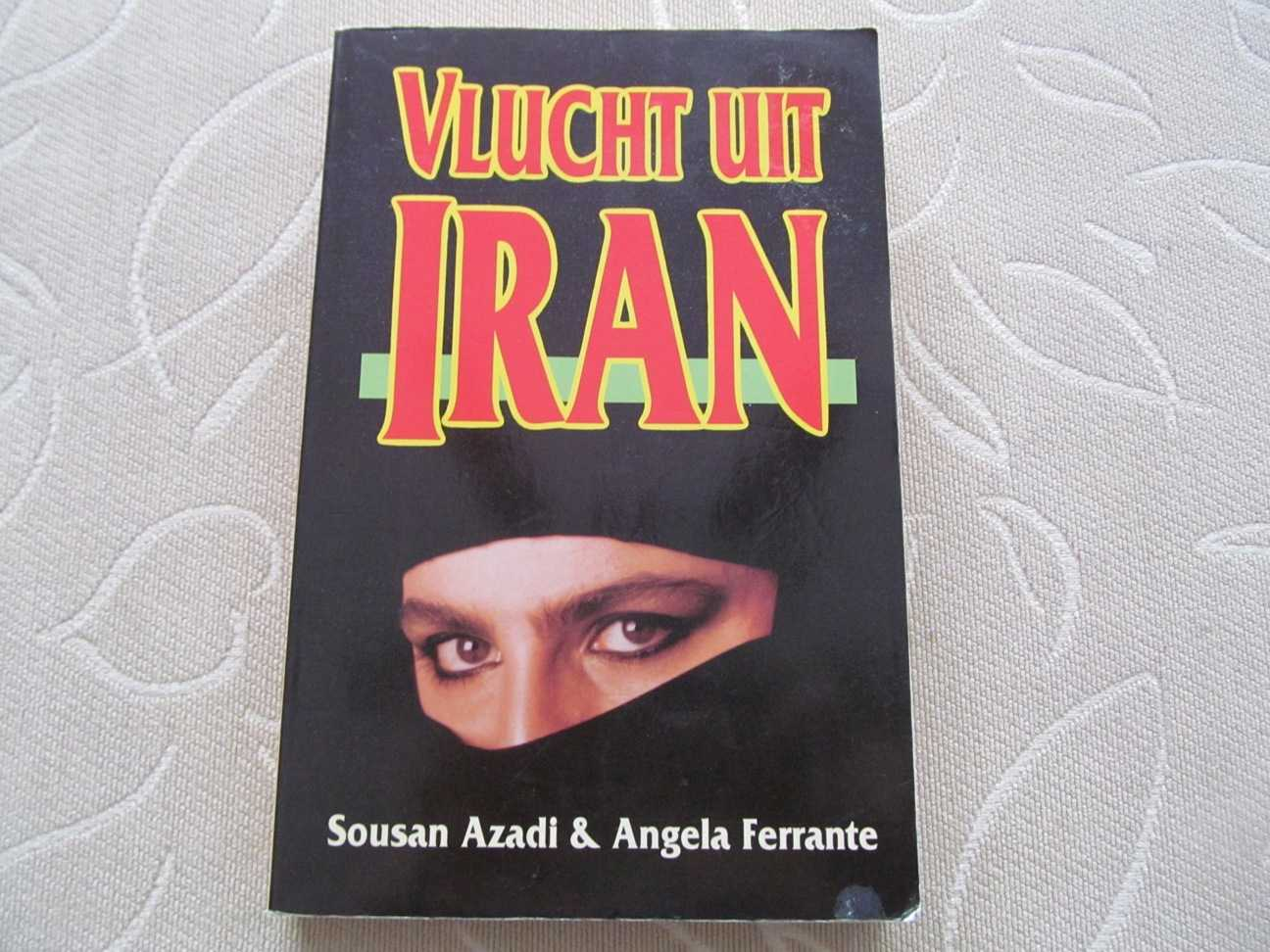 Image for Vlucht Uit Iran