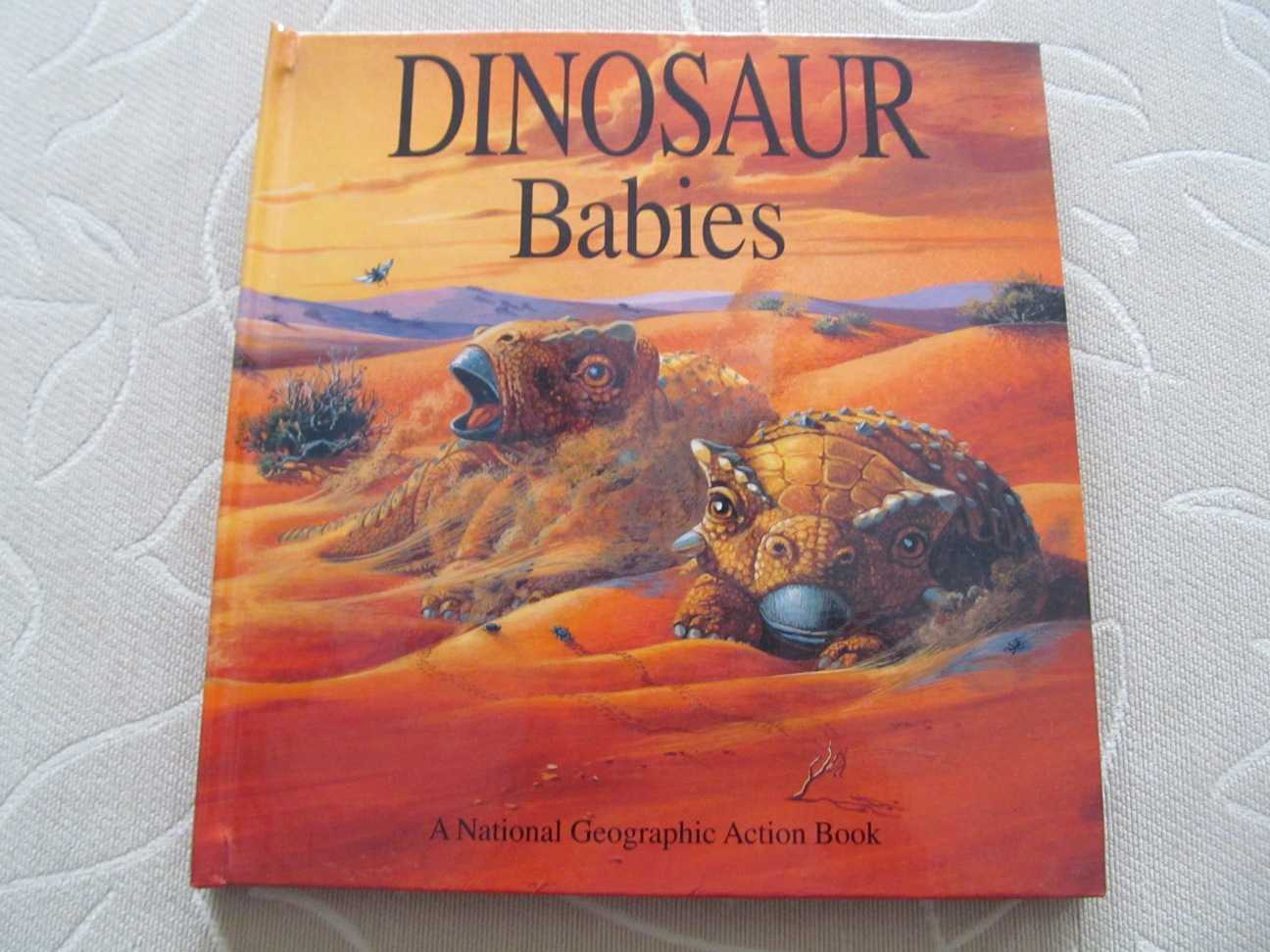 Image for Dinosaur Babies (A National Geographic Action Book) - Popups