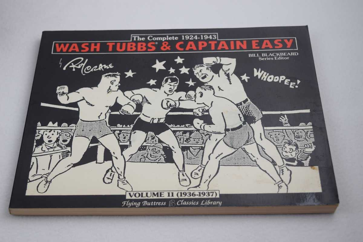 Image for Wash Tubbs & Captain Easy: Volume 11 (1936-1937): The Complete 1924-1943 (Wash Tubbs and Captain Easy)
